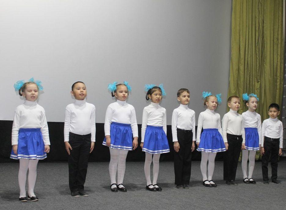 В Красном Яру прошел районный этап конкурса «Звонкие ладошки»
