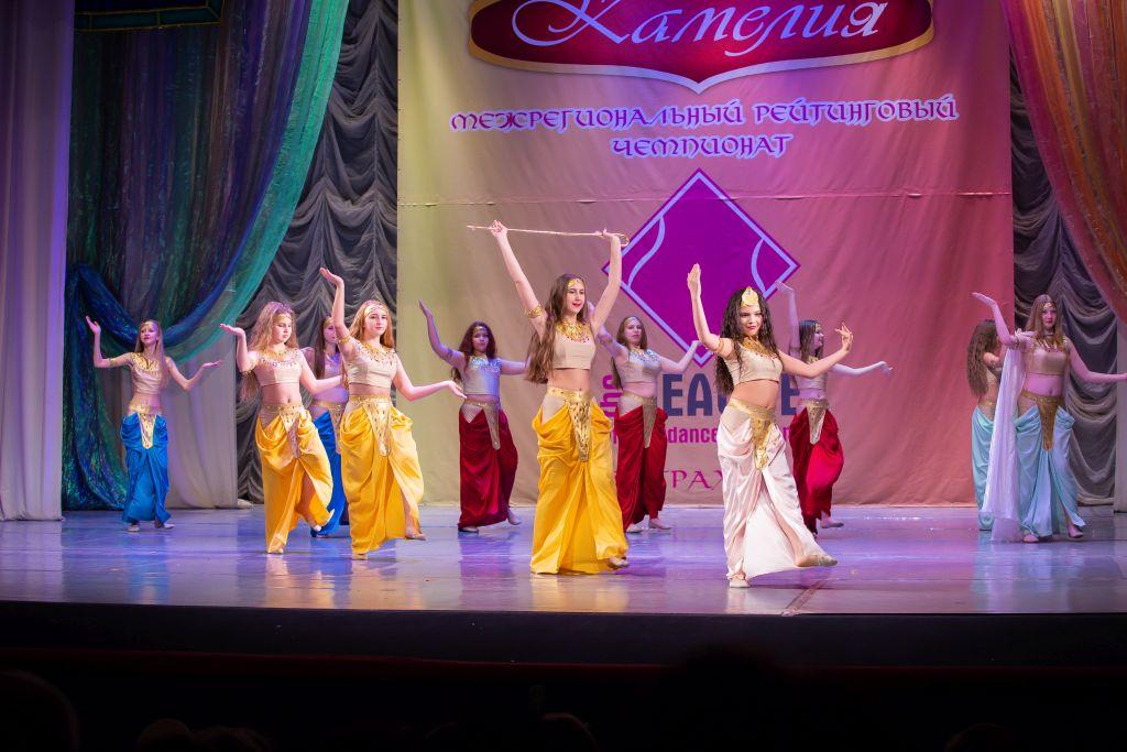Грандиозным гала-концертом завершился фестиваль-конкурс «Камелия 2020»