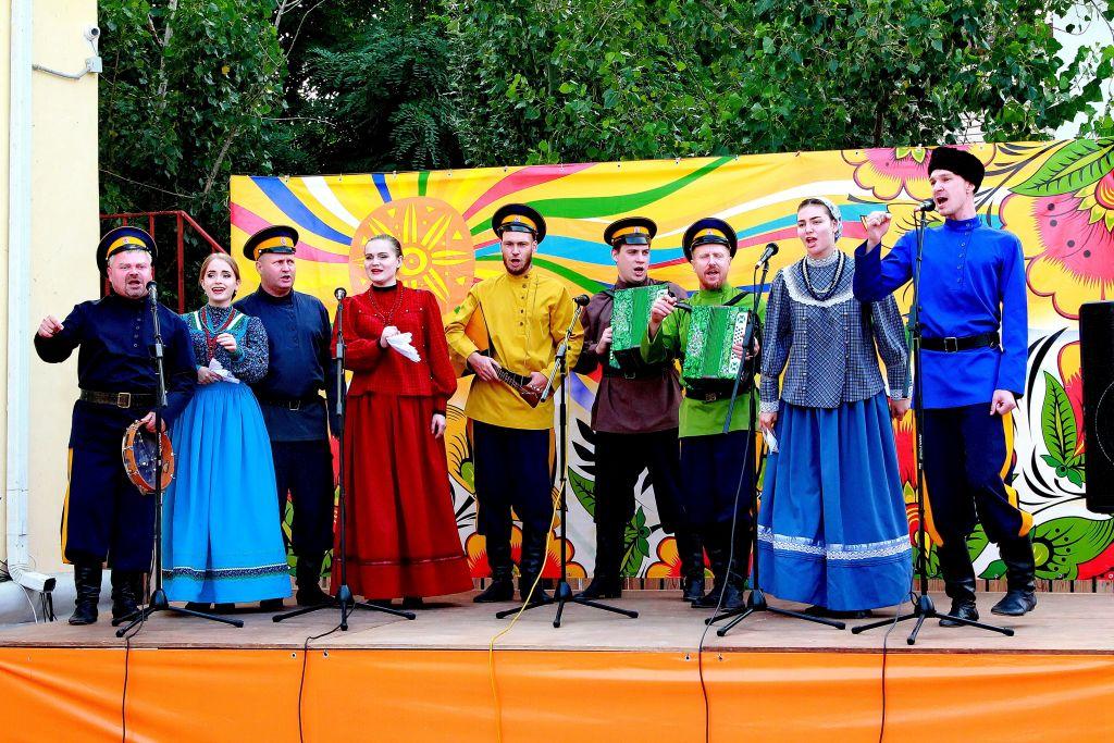 Астраханская область присоединилась к Всероссийской акции  «Единый день фольклора»