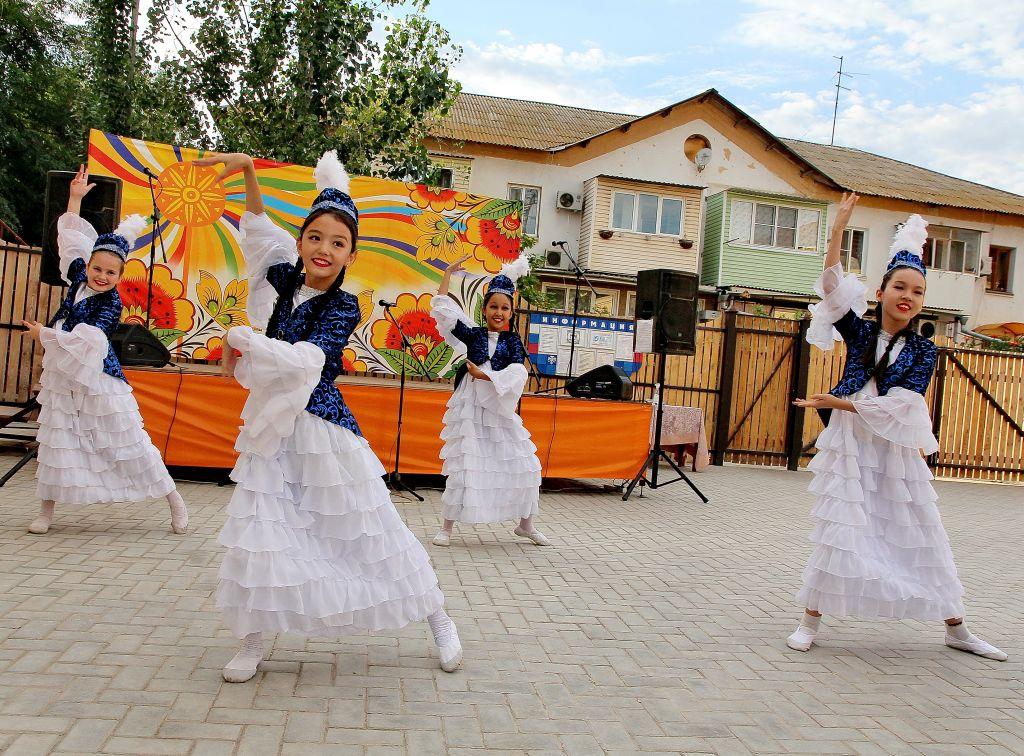 В Астрахани прошел этновечер, посвященный татарской культуре
