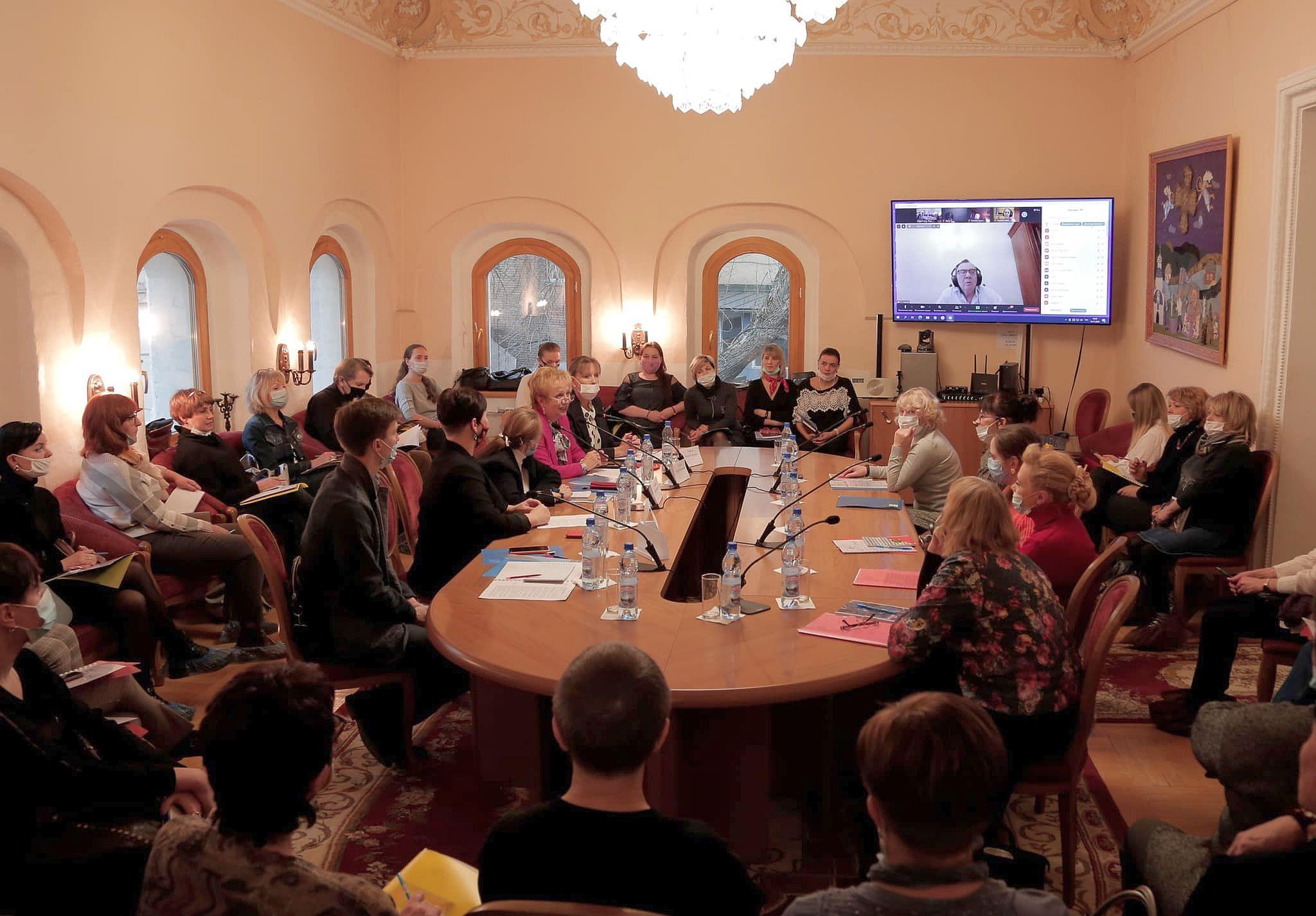 Специалисты Дома дружбы стали участниками Международной акции «С Россией в сердце»