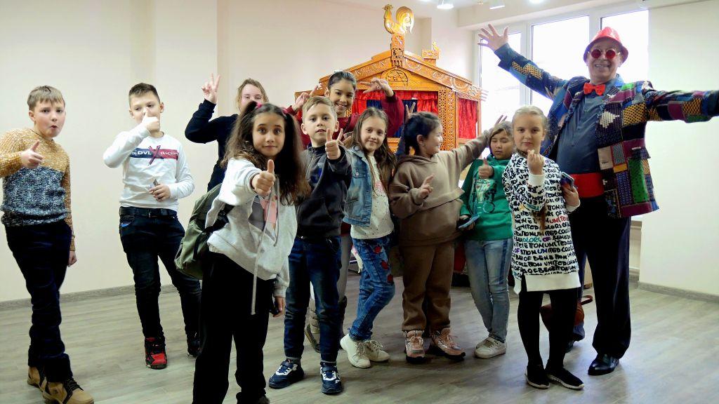 Домашний театр «Балаган-чик» стал участником Первой Каспийской школы телевидения «МедиА24»