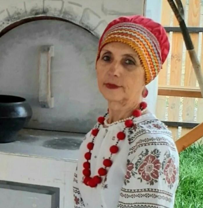 Ахмедова Роза Шагидуловна