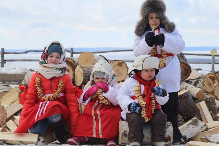 Стартовал фотоконкурс «Дети России»