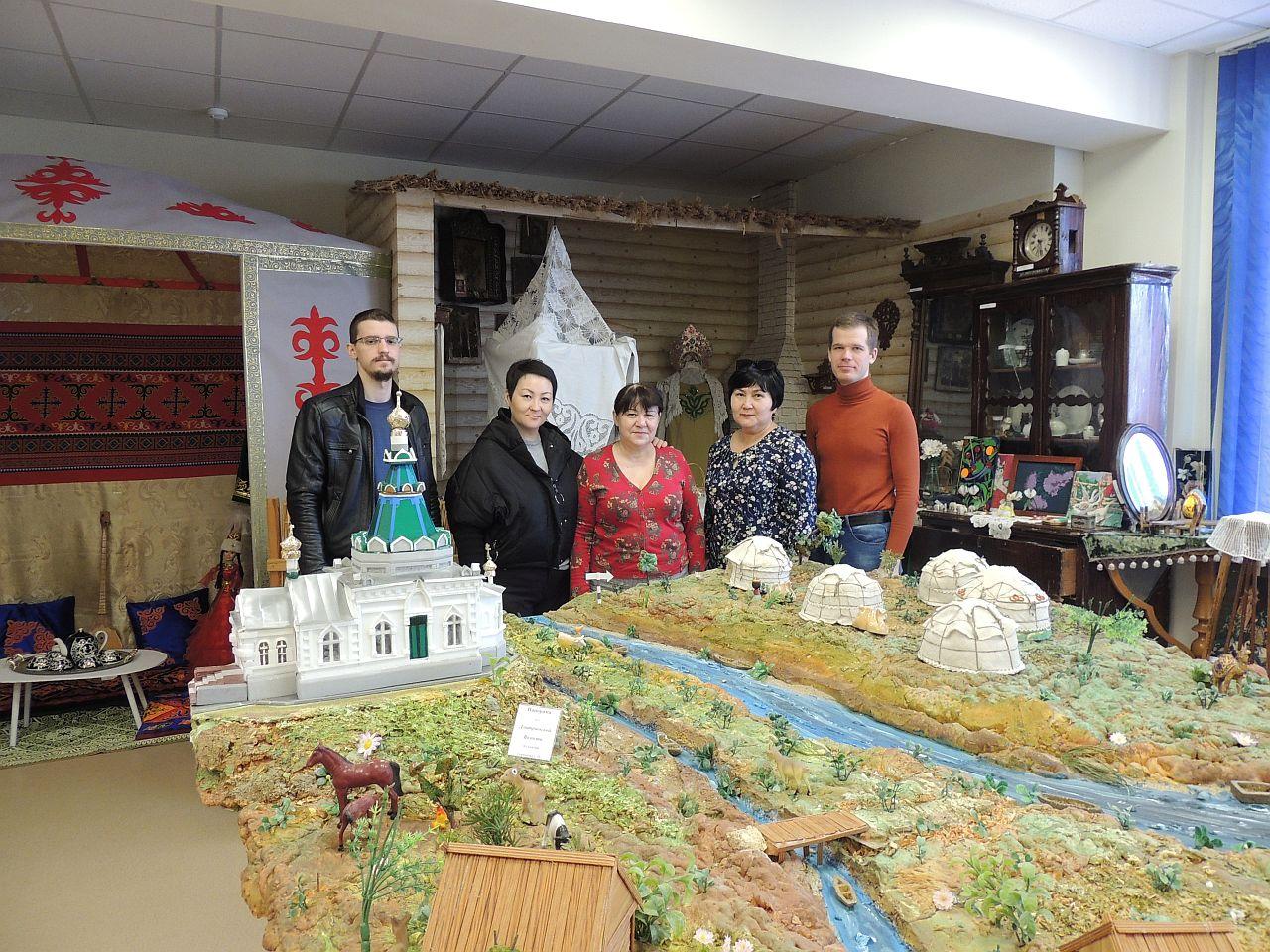 Этнографическая экспедиция в Володарский район