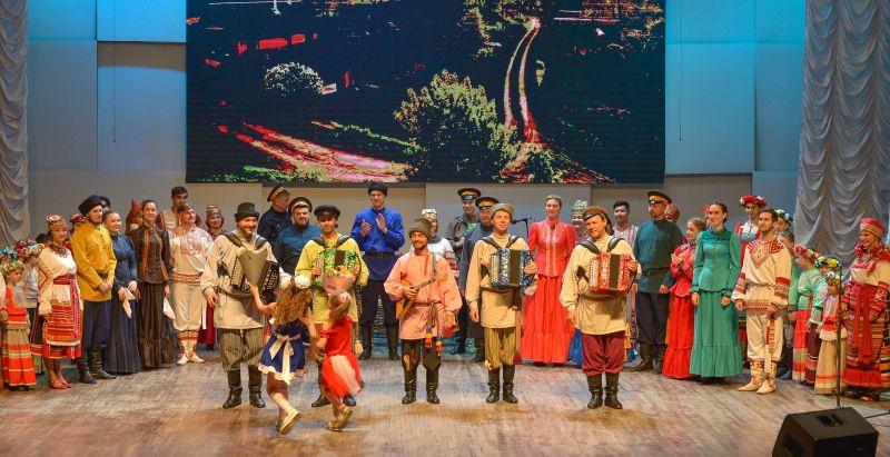 В Астрахани состоялся концерт, посвященный Дню славянской письменности и культуры