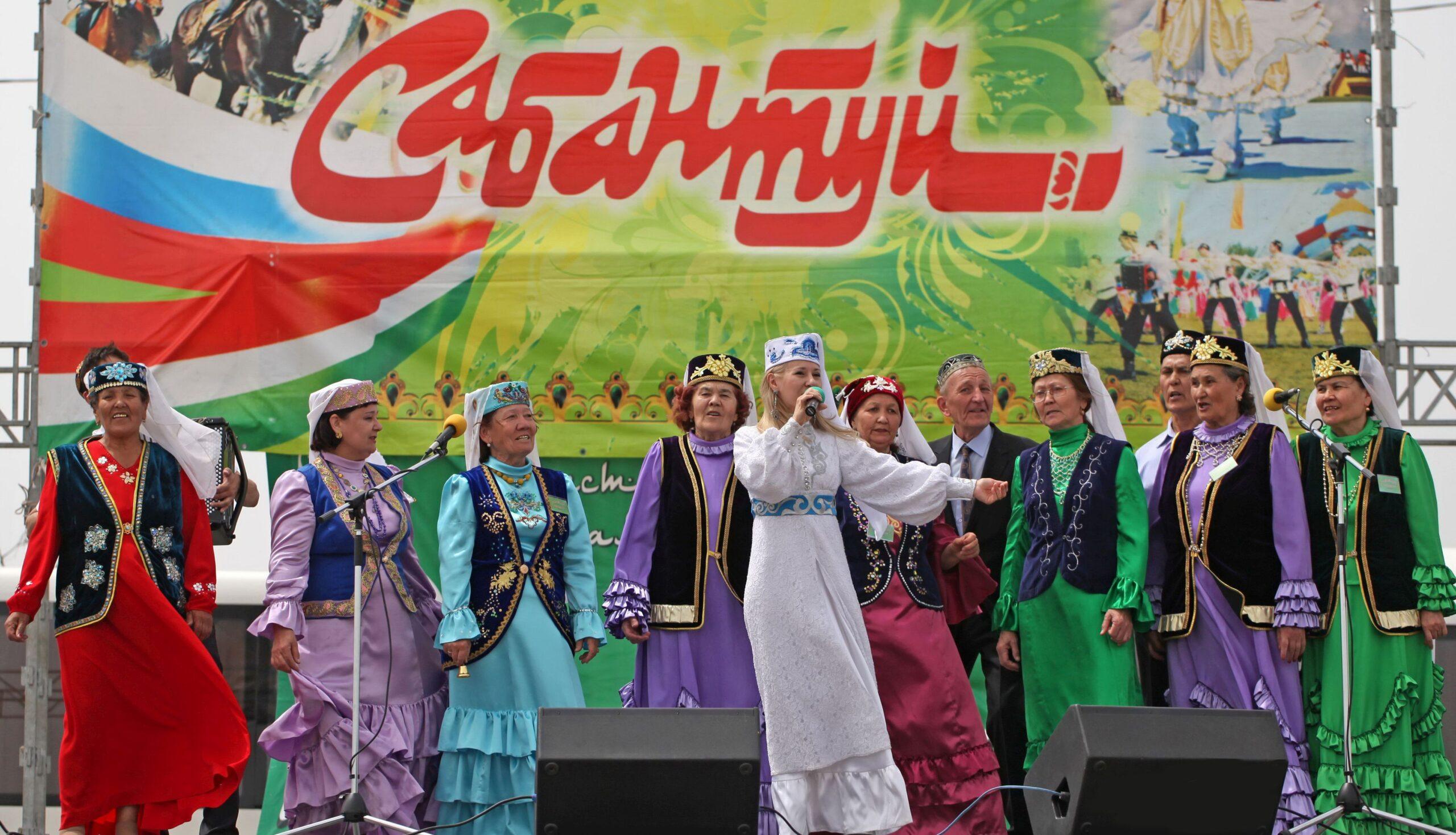 В Доме дружбы состоится праздник «Сабантуй»