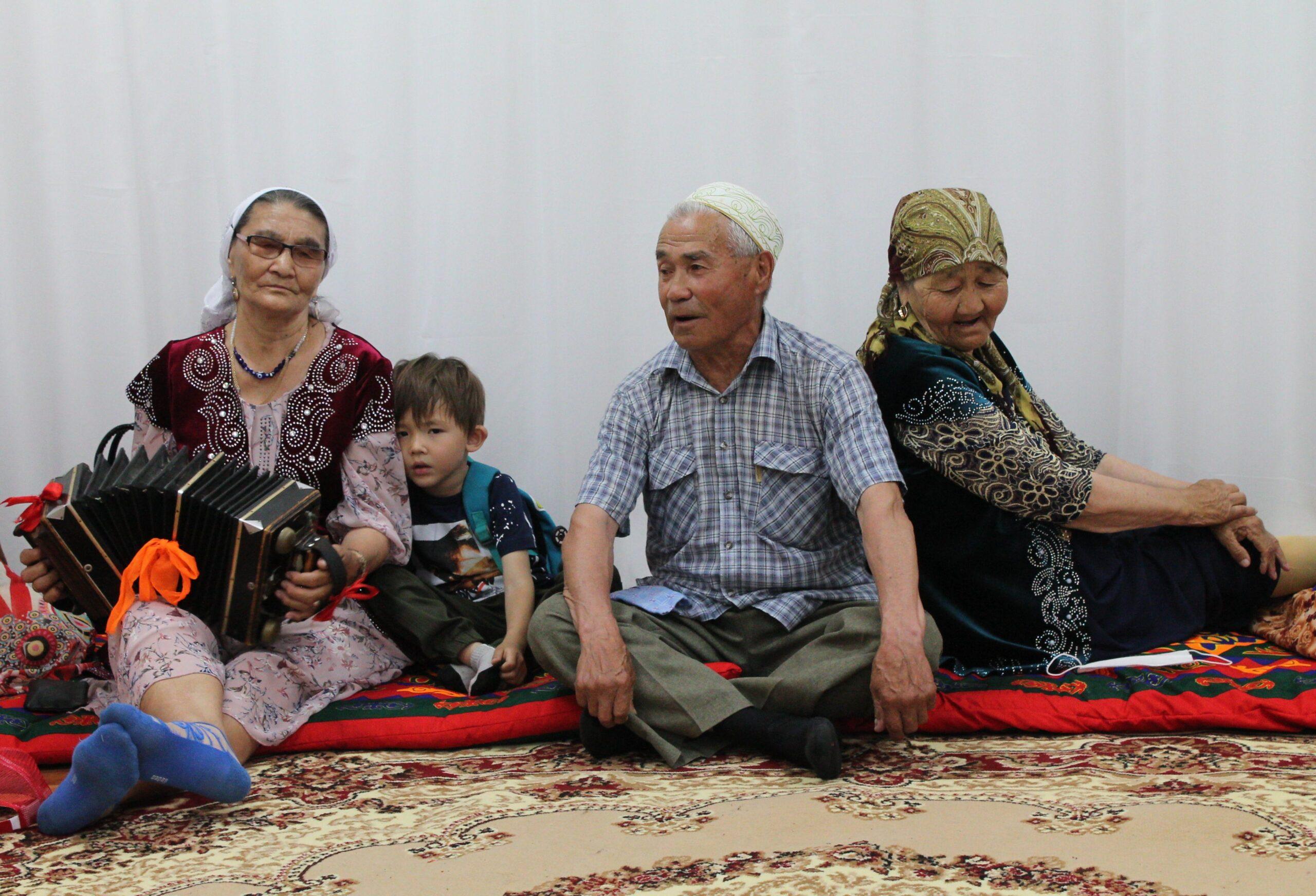 Этнографическая экспедиция в село Малый Арал