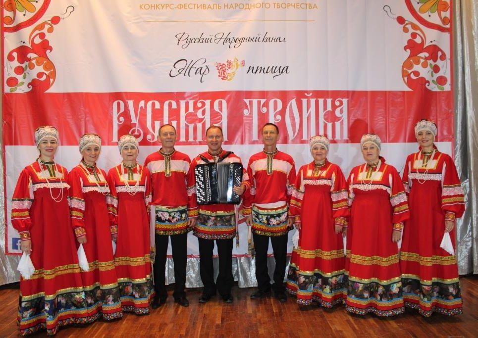Ансамбль «Услада» принял участие в международном конкурсе-фестивале в Крыму