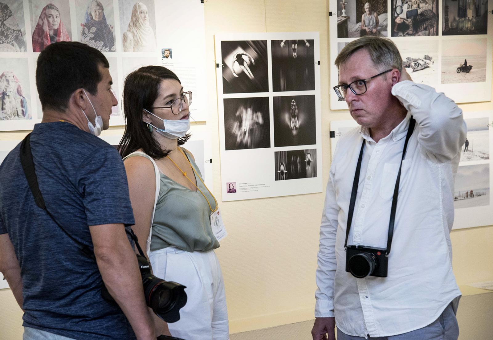 Астраханские фотографы стали участниками Всероссийского фестиваля  в Калуге