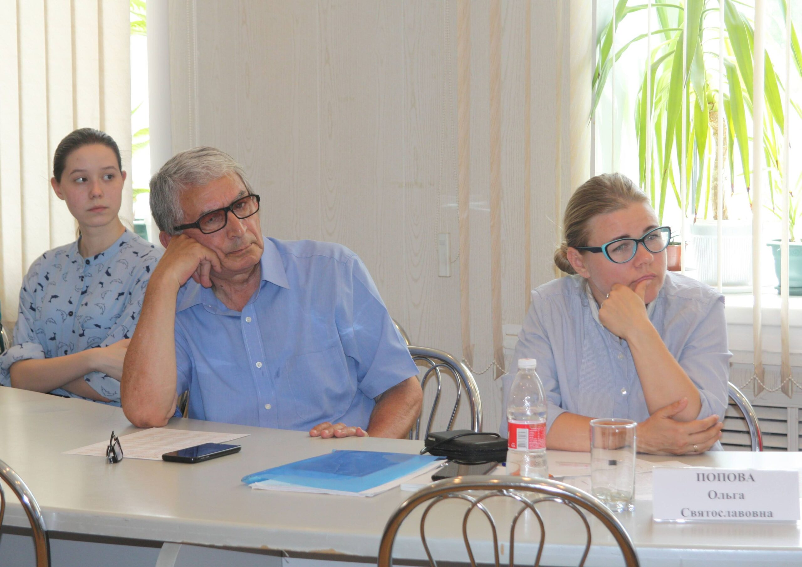 Специалист областного Центра народной культуры приняла участие в работе Круглого стола