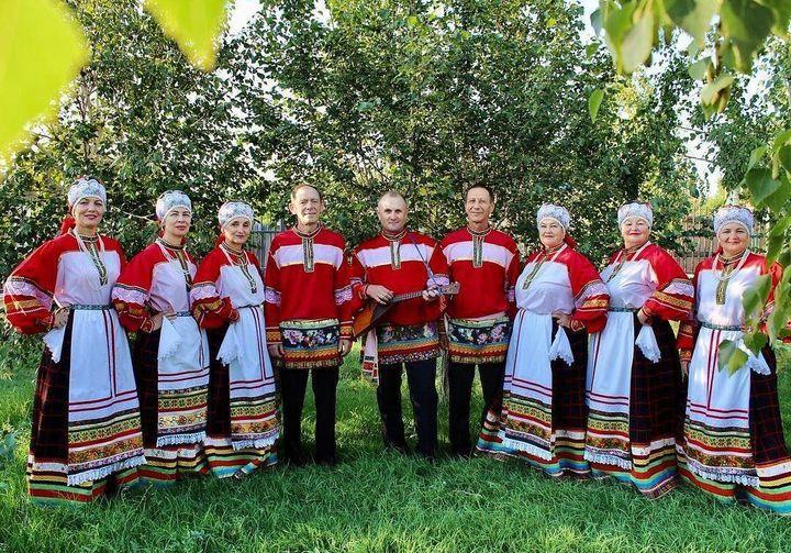Ансамбль «Услада» стал лауреатом всероссийского конкурса «Край родной, душа моя!»