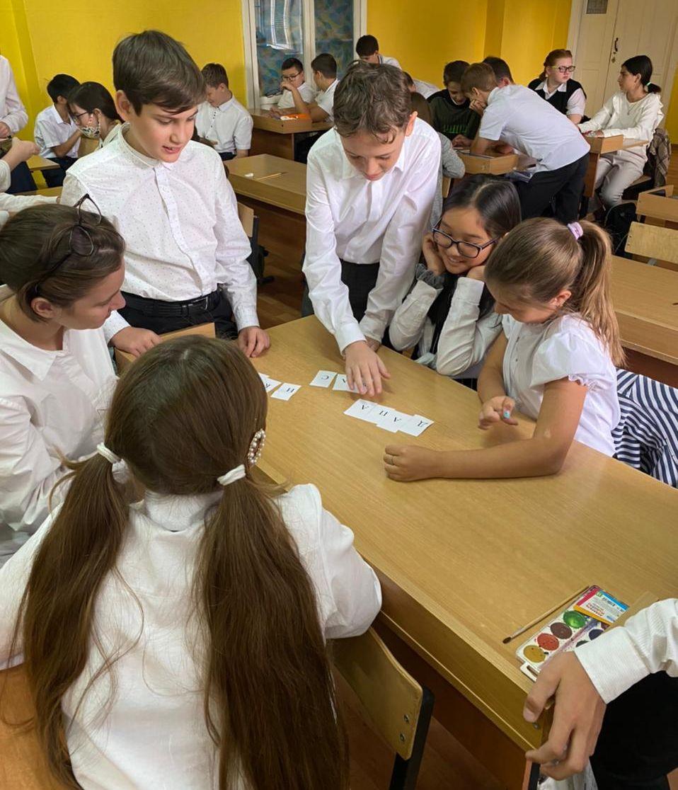 Специалисты Центра народной культуры провели для школьников Урок здоровья
