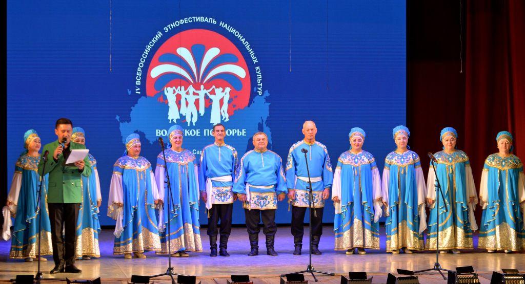 Астраханцы приняли участие в этнофестивале «Волжское подворье»