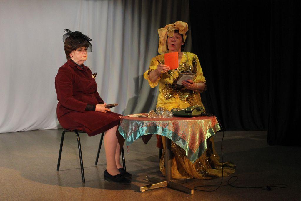 Завершается прием заявок на всероссийский смотр-конкурс театрального искусства «Моя несыгранная роль»