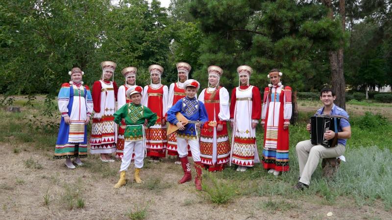 Участники ансамбля «Родничок» получили поощрение от Министерства культуры и туризма