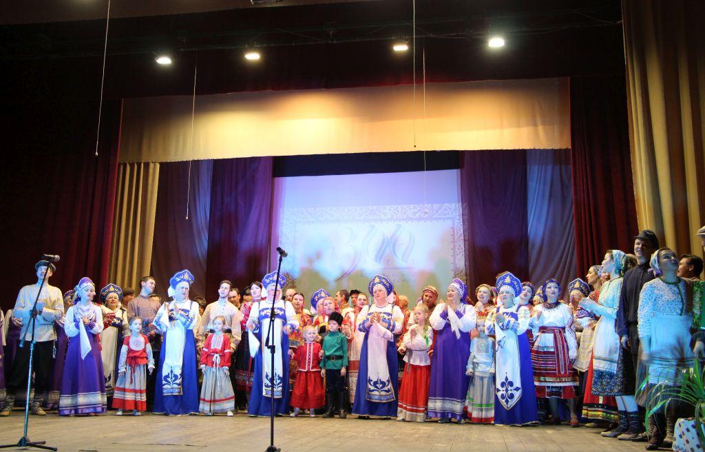 Астраханский областной центр народной культуры представил в Камызякском районе концерт-презентацию Центра русской культуры
