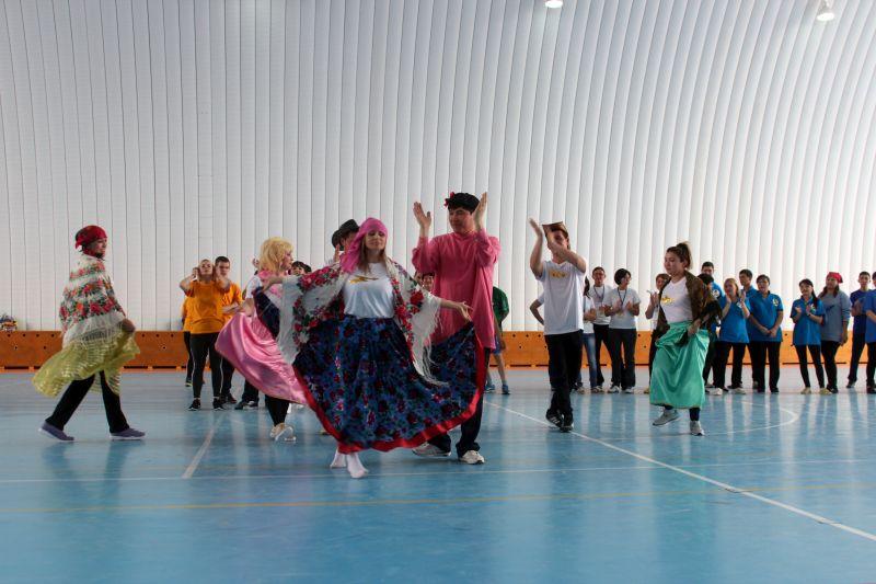 ФизКУЛЬТУРный марафон в Приволжском районе