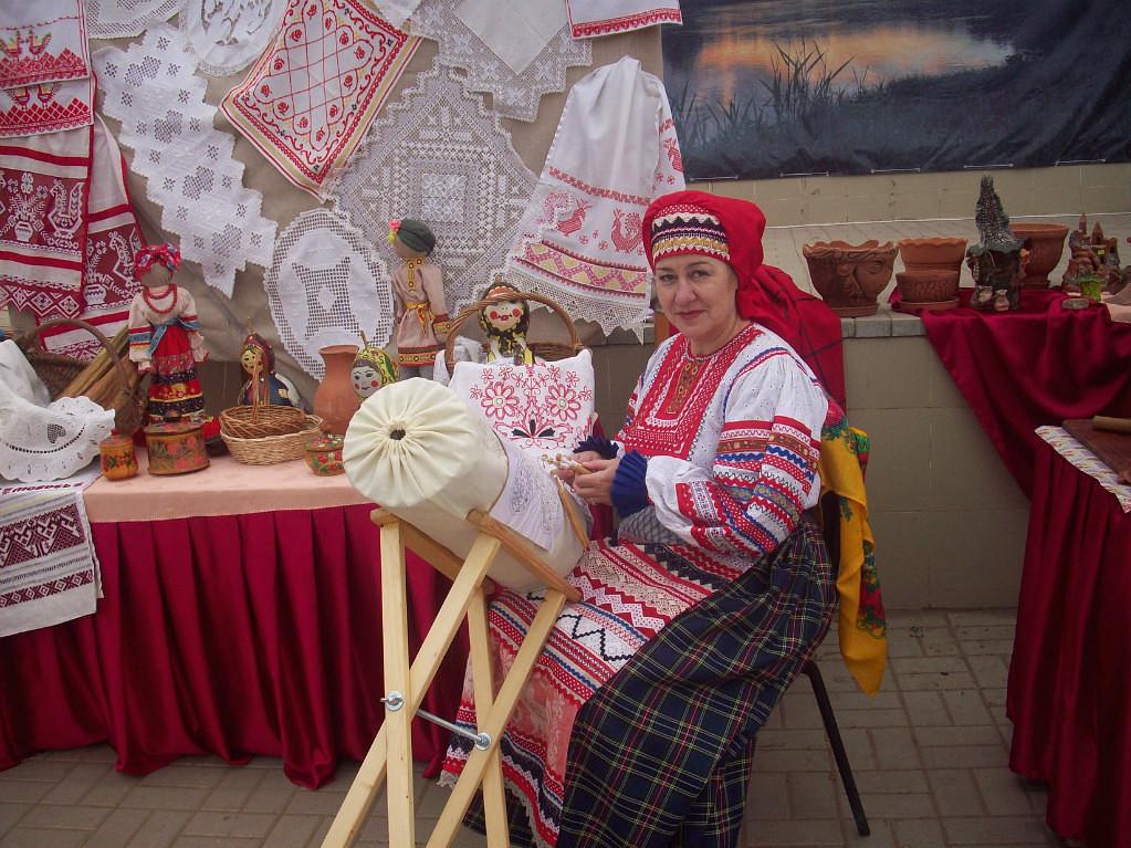 В Доме ремесел открылась выставка «Весенний мотивы»