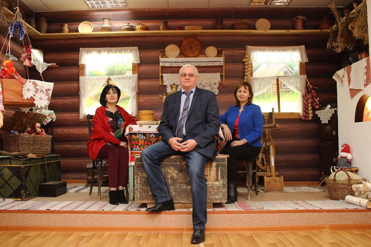 Коллеги из Волгограда с творческим визитом посетили Астраханский областной научно-методический центр народной культуры