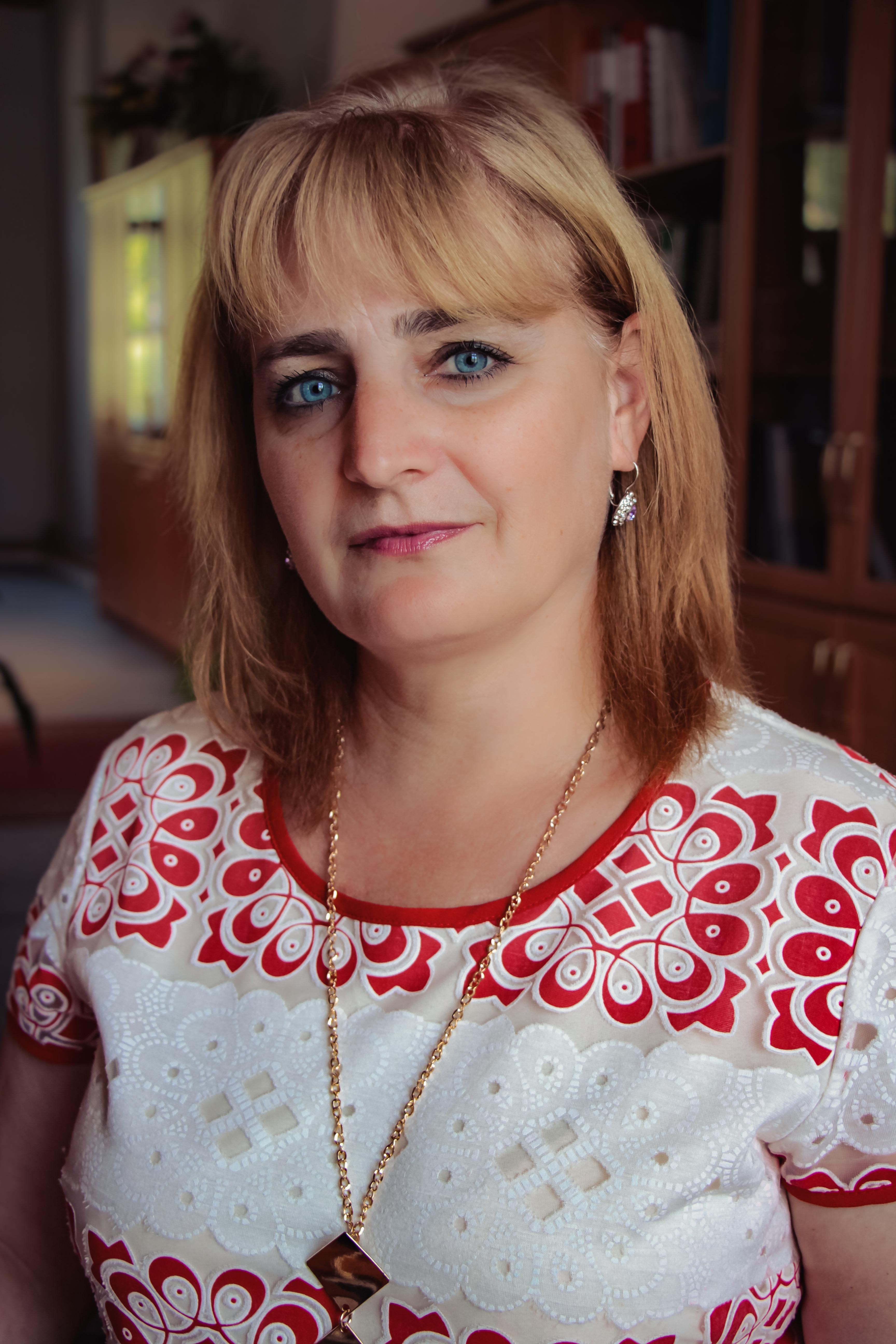 Кулик Алёна Валерьевна