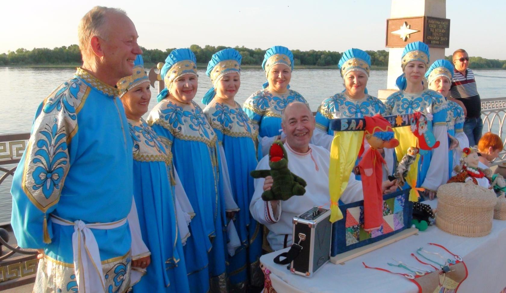 «Астраханские вечерки» продолжают радовать зрителей