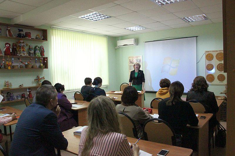В Астрахани прошли курсы повышения квалификации работников культуры