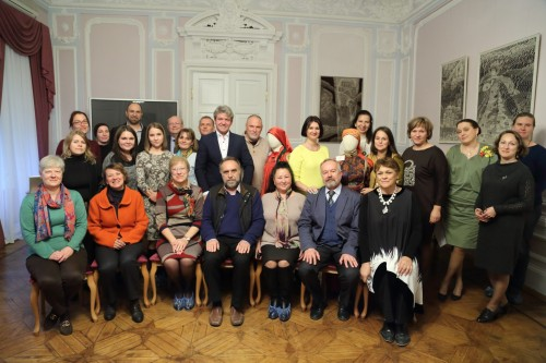 Астраханцы приняли участие во всероссийском семинаре по архивным фондам фольклорно-этнографических материалов