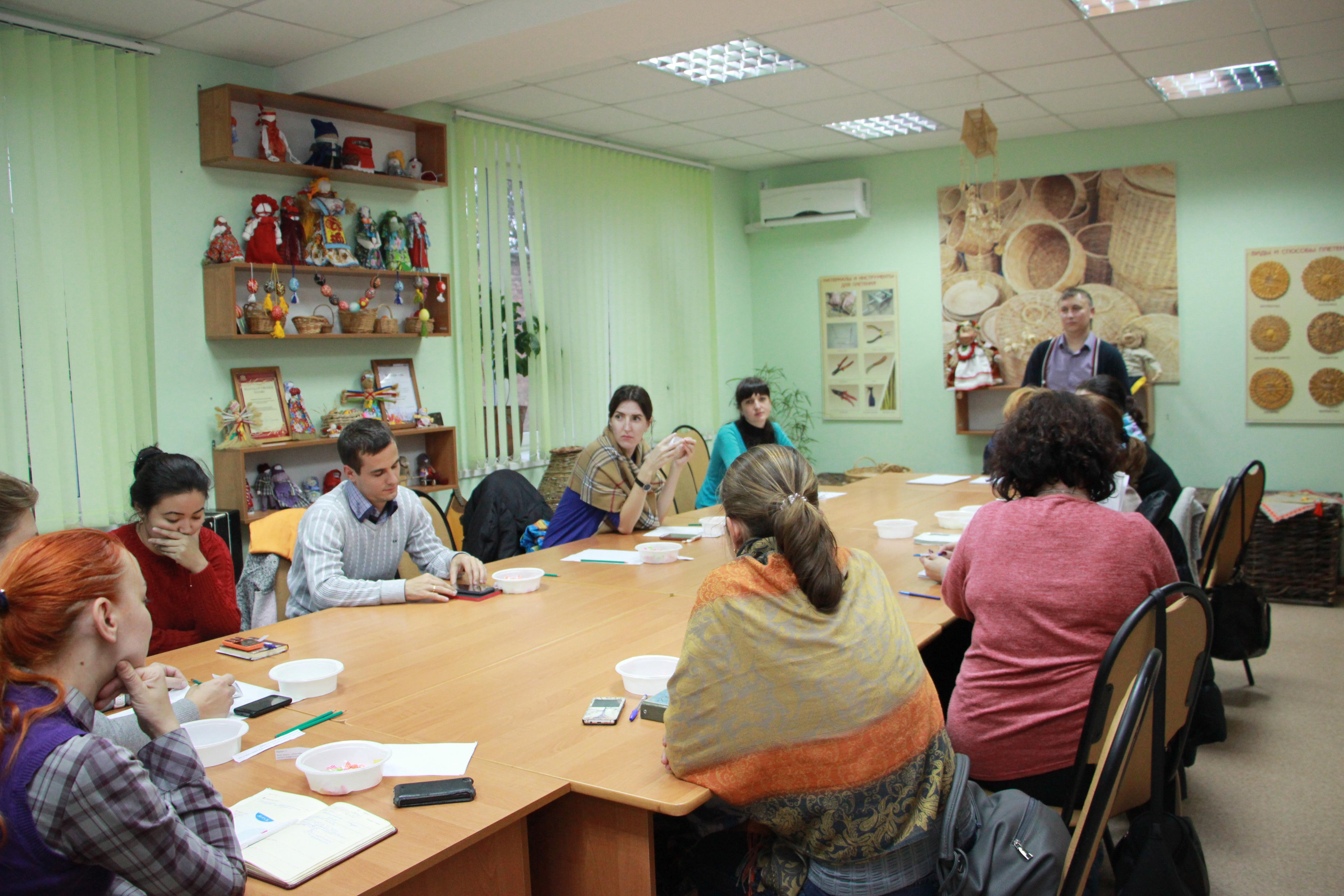 Новый проект Совета молодых специалистов «Эрудит»