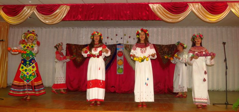 Центр русской культуры —   астраханским школьникам
