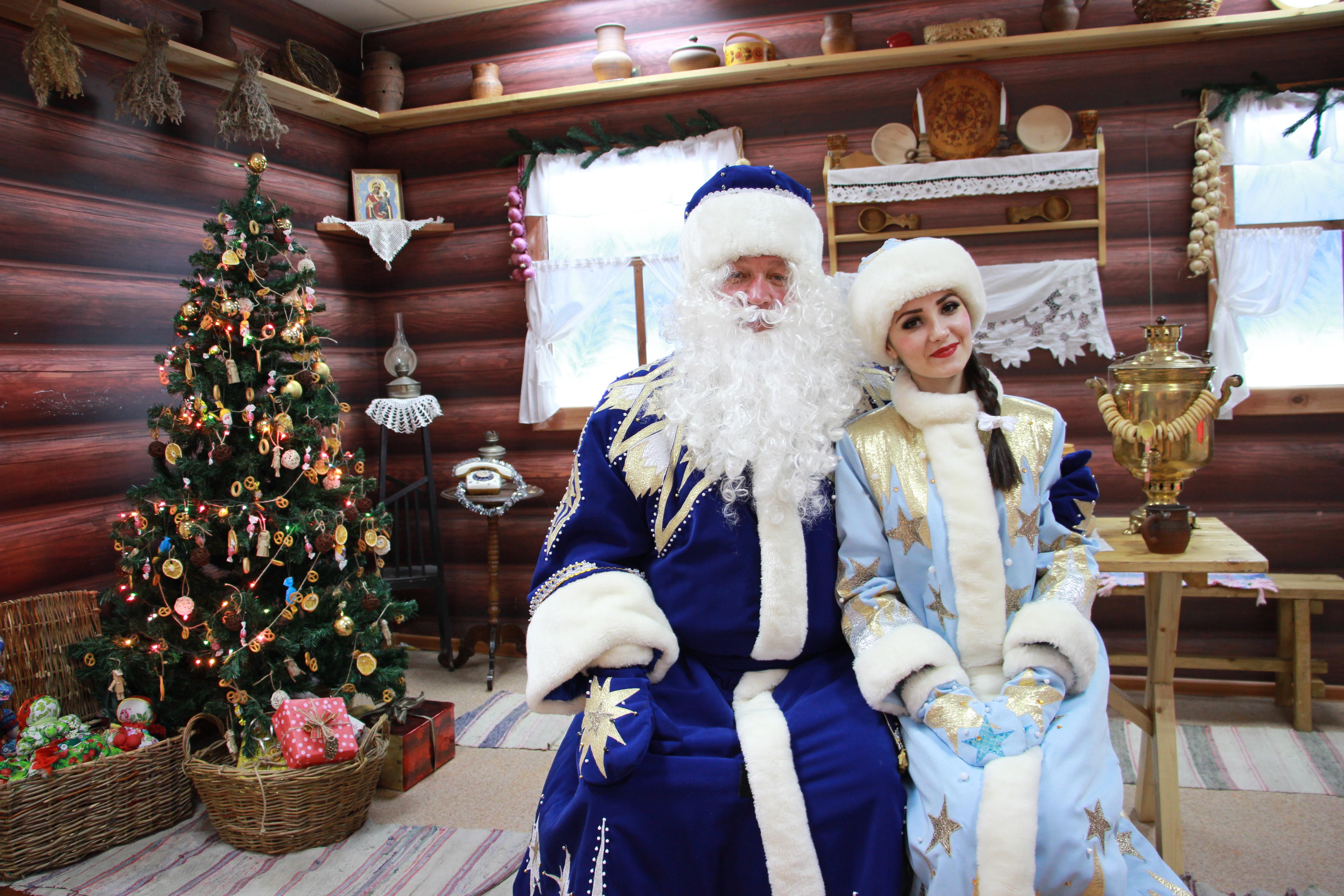 Рождественские посиделки в Центре русской культуры