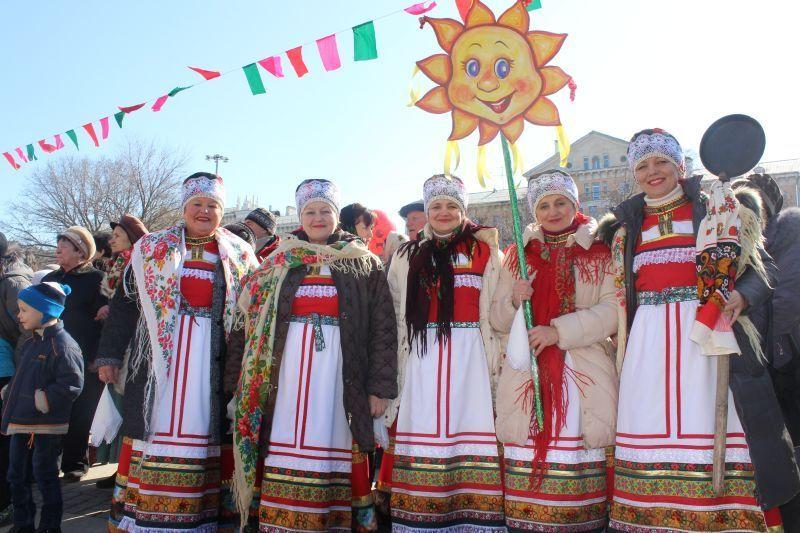 В Астрахани пройдет празднование Широкой Масленицы