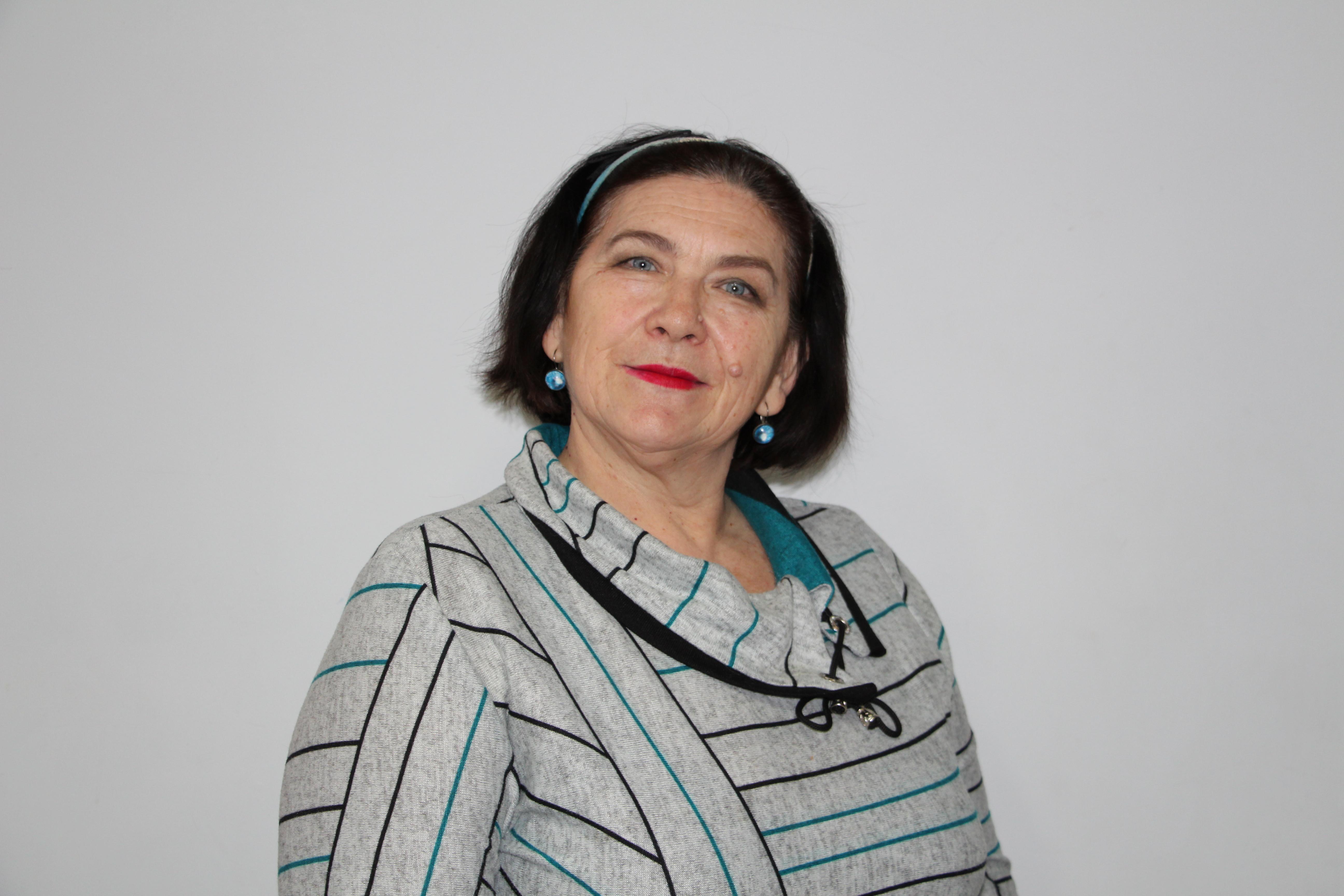 Таскиря Азизова отмечает юбилей