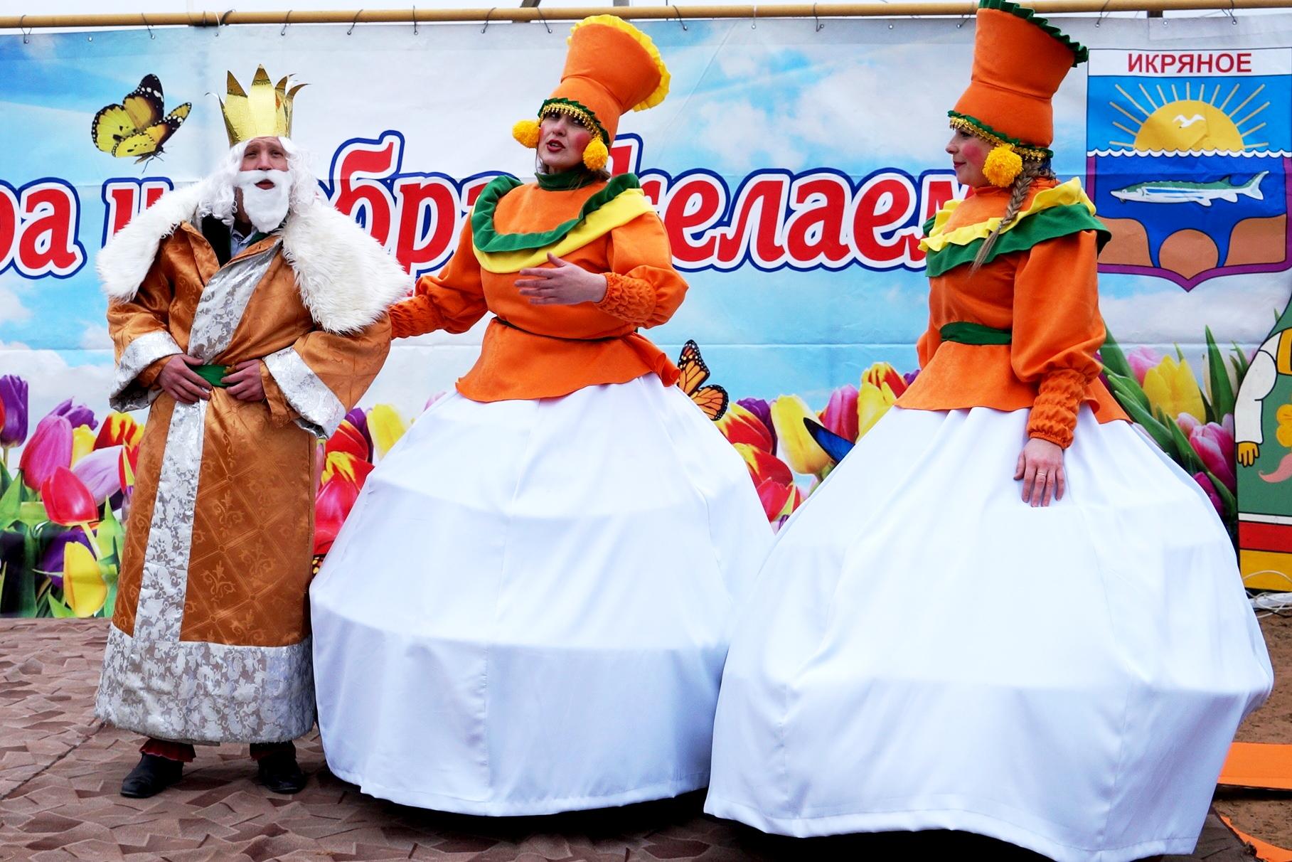 Народными гуляниями отметили Масленицу в п. Карабулак МО «Икрянинский сельсовет»