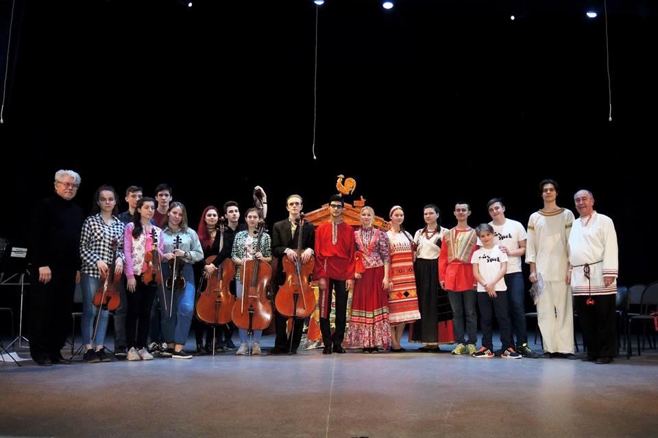 В Астрахани выбрали лучшие театральные коллективы