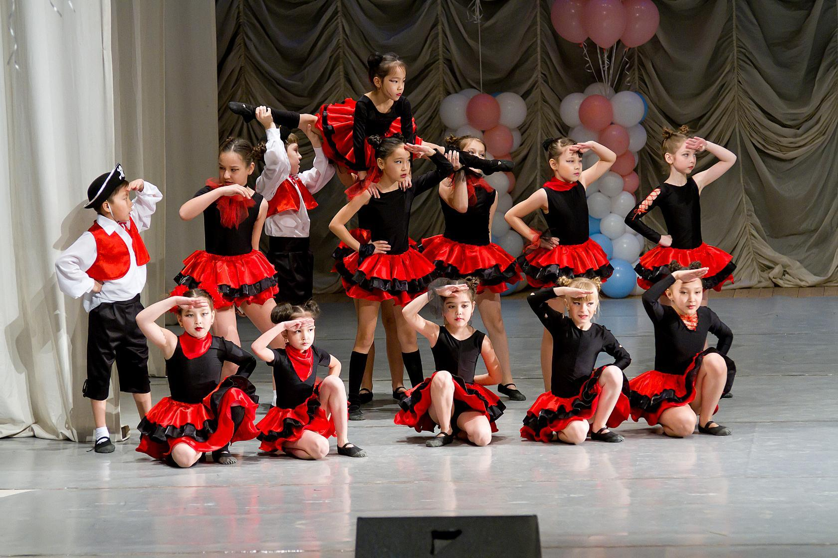 В Астрахани пройдет конкурс хореографических коллективов «Дебют»