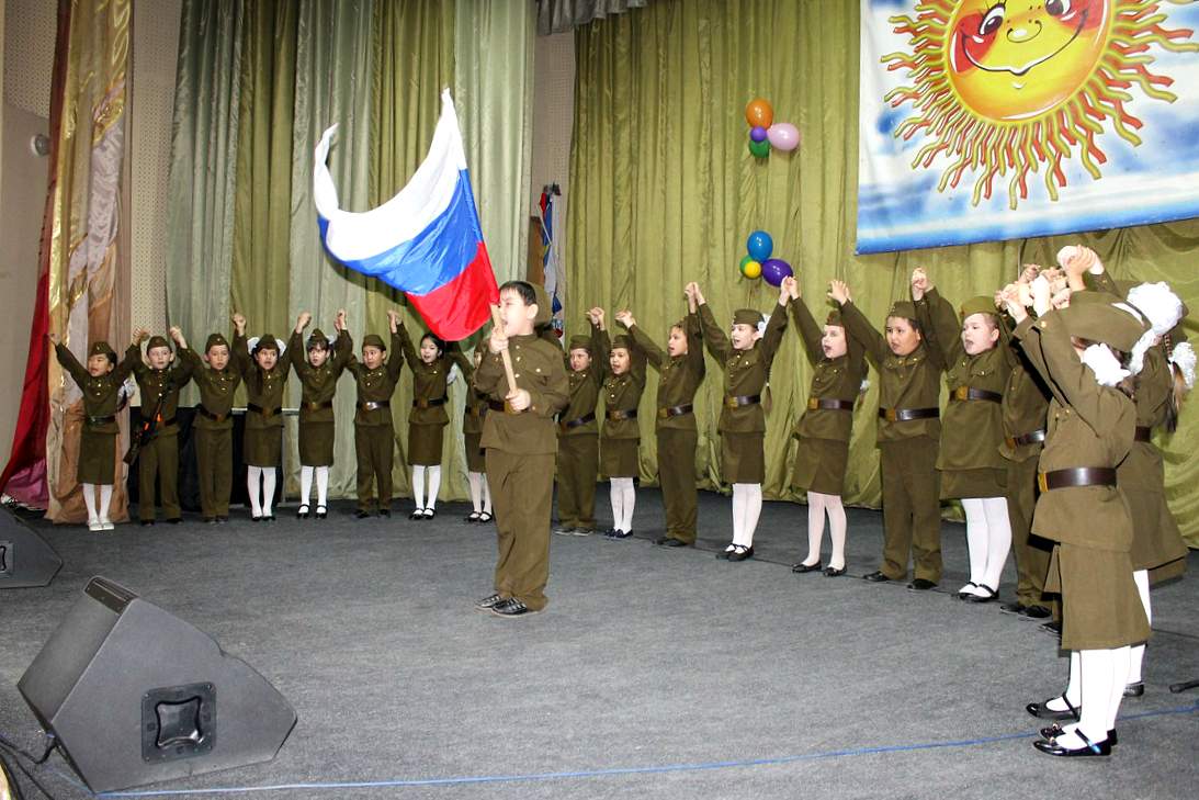 В Красноярском районе прошел фестиваль-конкурс детского творчества  «Звездочки нового века»