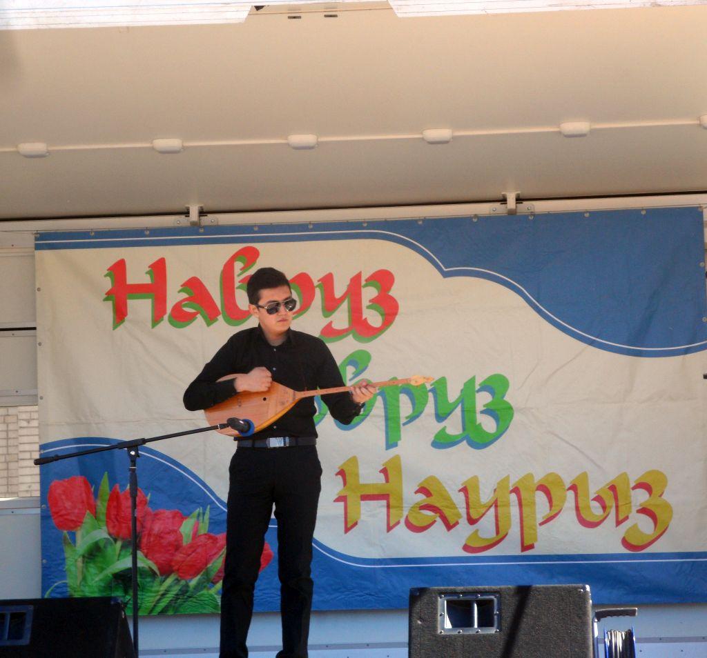 Жители Астраханской области отмечают праздник весны Навруз