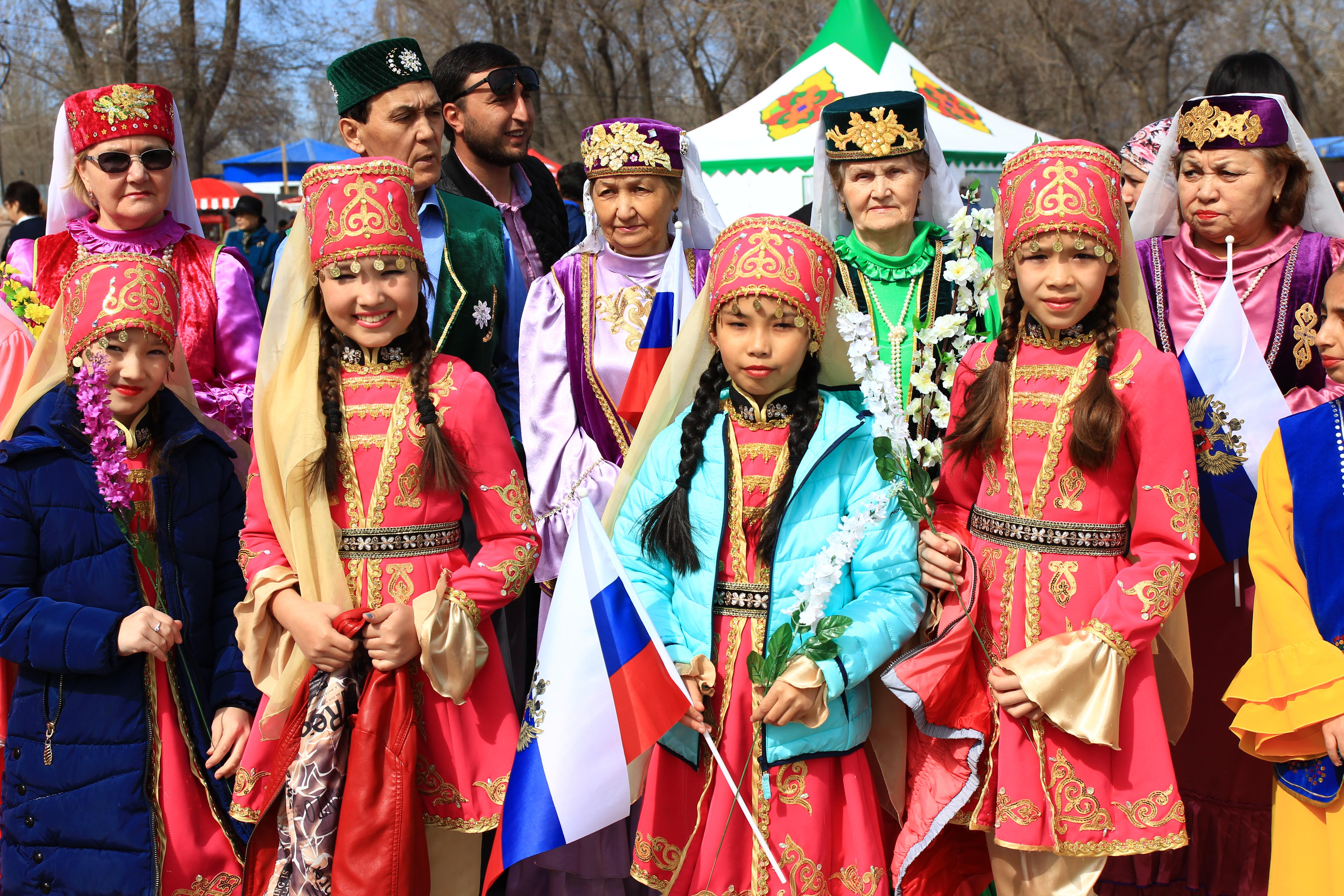 Праздник, объединяющий народы