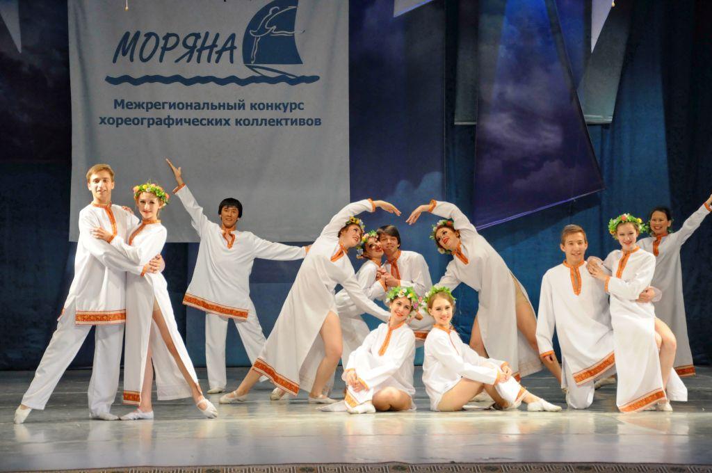 В Астрахани пройдет конкурс хореографических коллективов «Моряна»