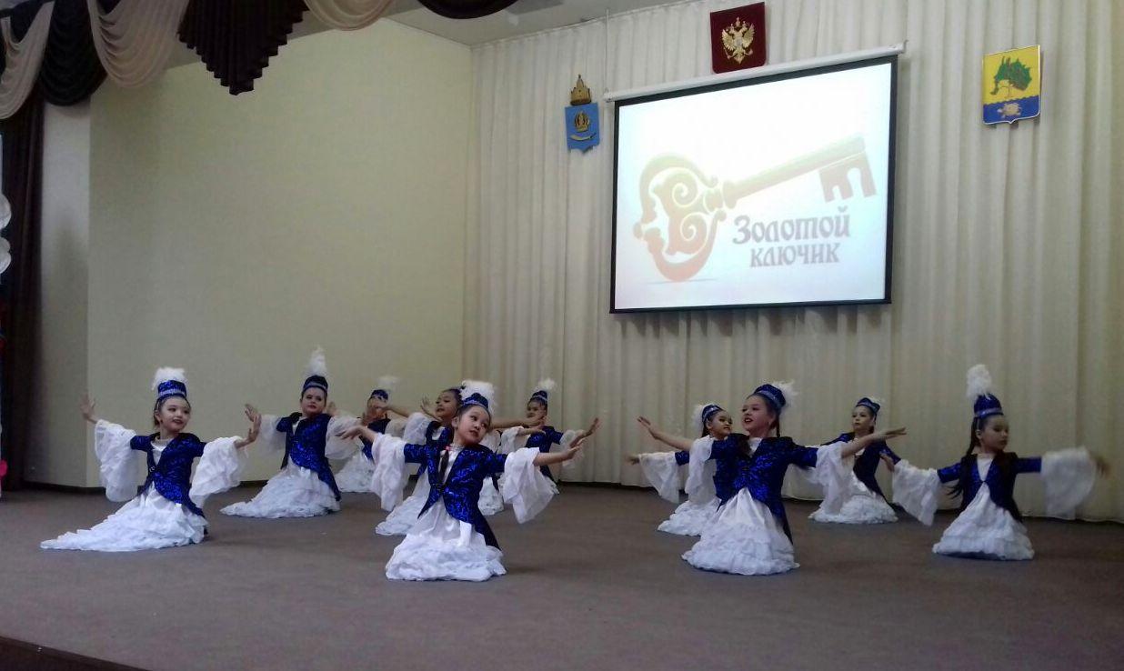 В Приволжском районе прошли отборочные туры  фестиваля-конкурса юных маэстро «Золотой ключик»