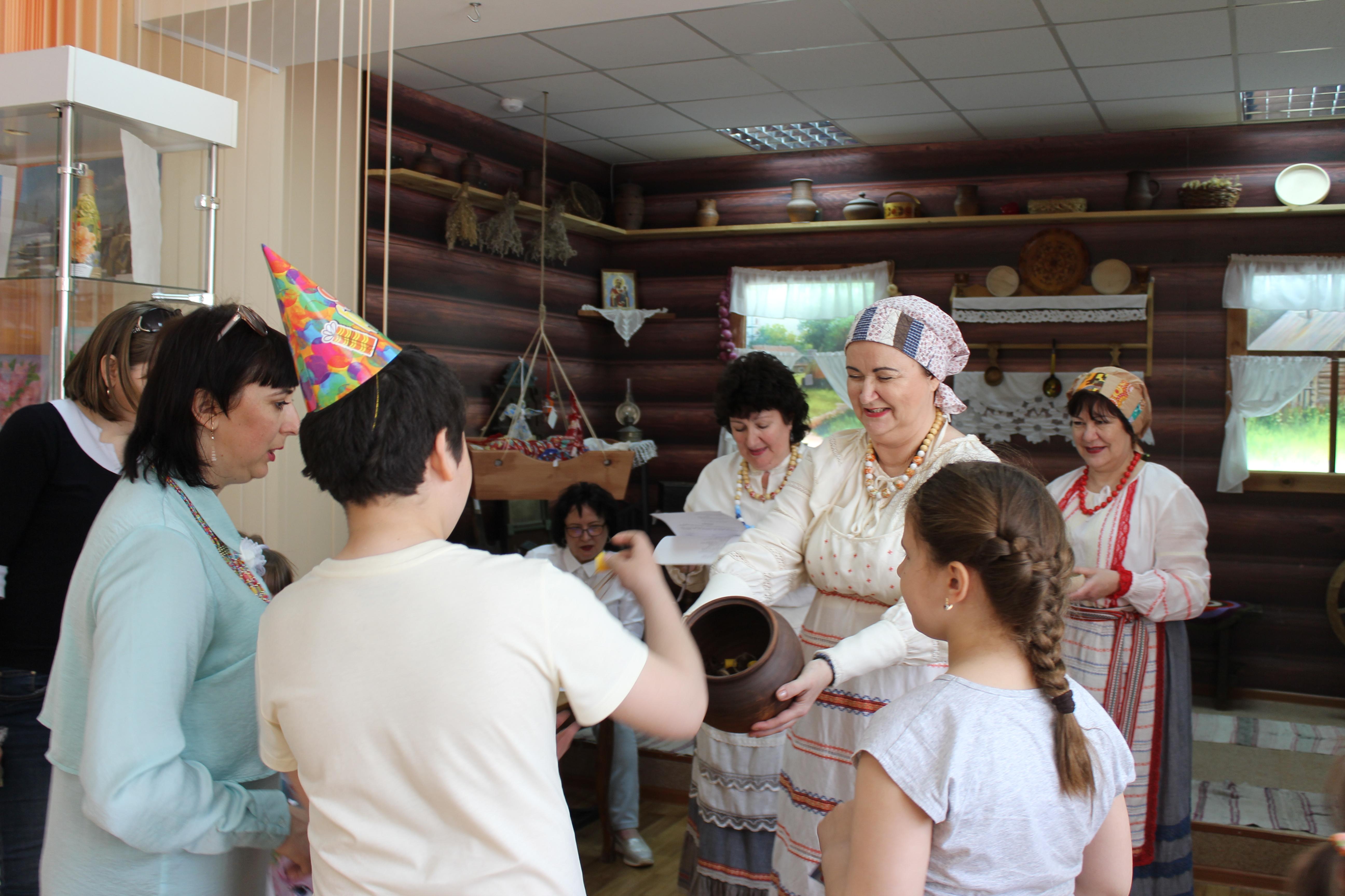 Культурно-развлекательный проект «День рождения»
