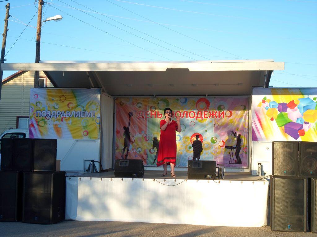 Автоклуб принял участие в праздновании Дня молодежи