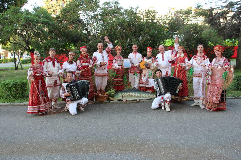 Астраханцы приняли участие во Всероссийском фестивале  «Родники России»