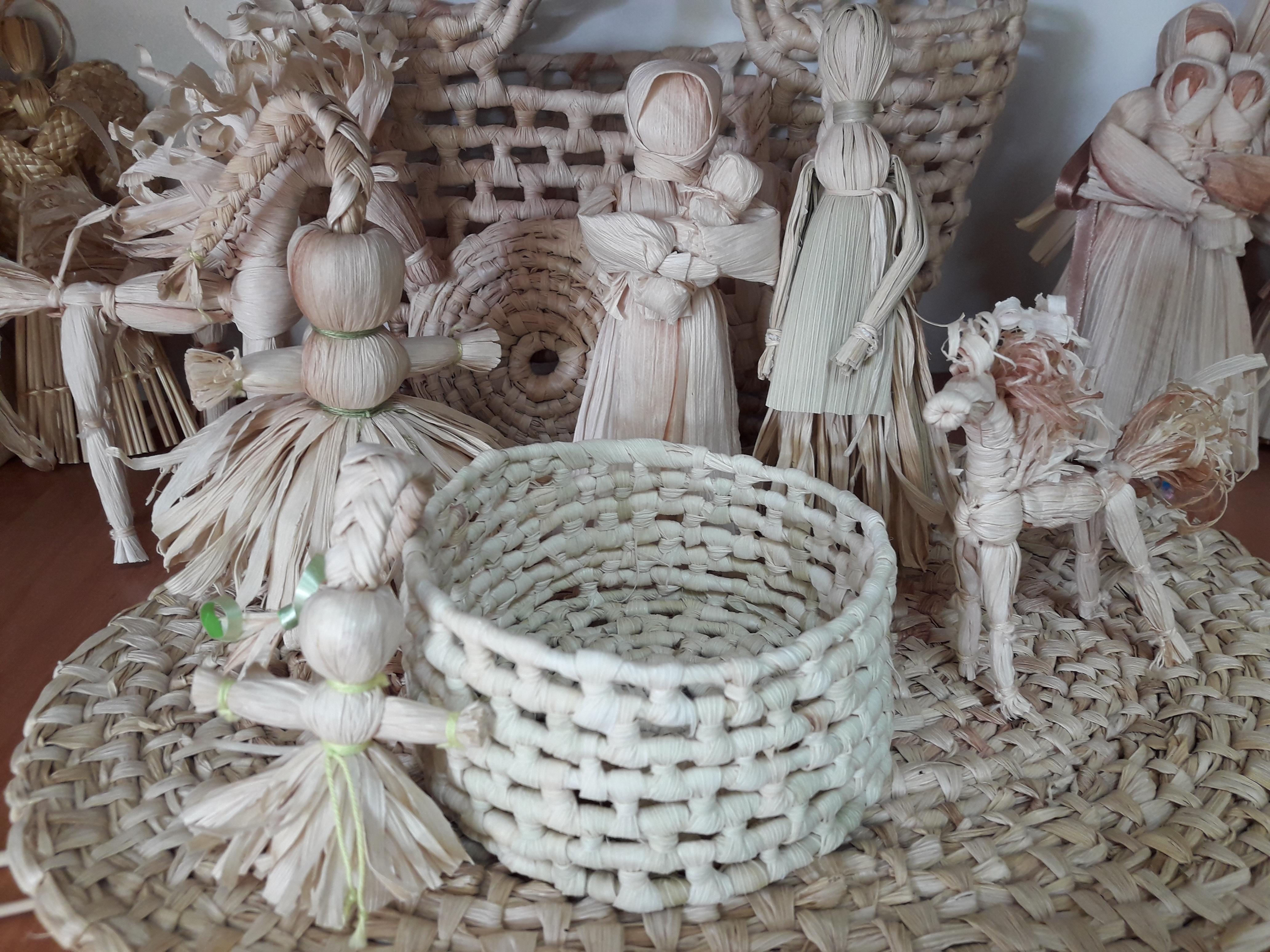 В Доме ремесел пройдут мастер-классы по плетению из талаша