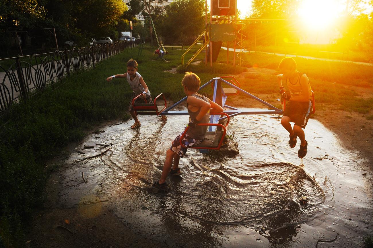 Всероссийская фотовыставка «Россия — отчий дом»  на финишной прямой
