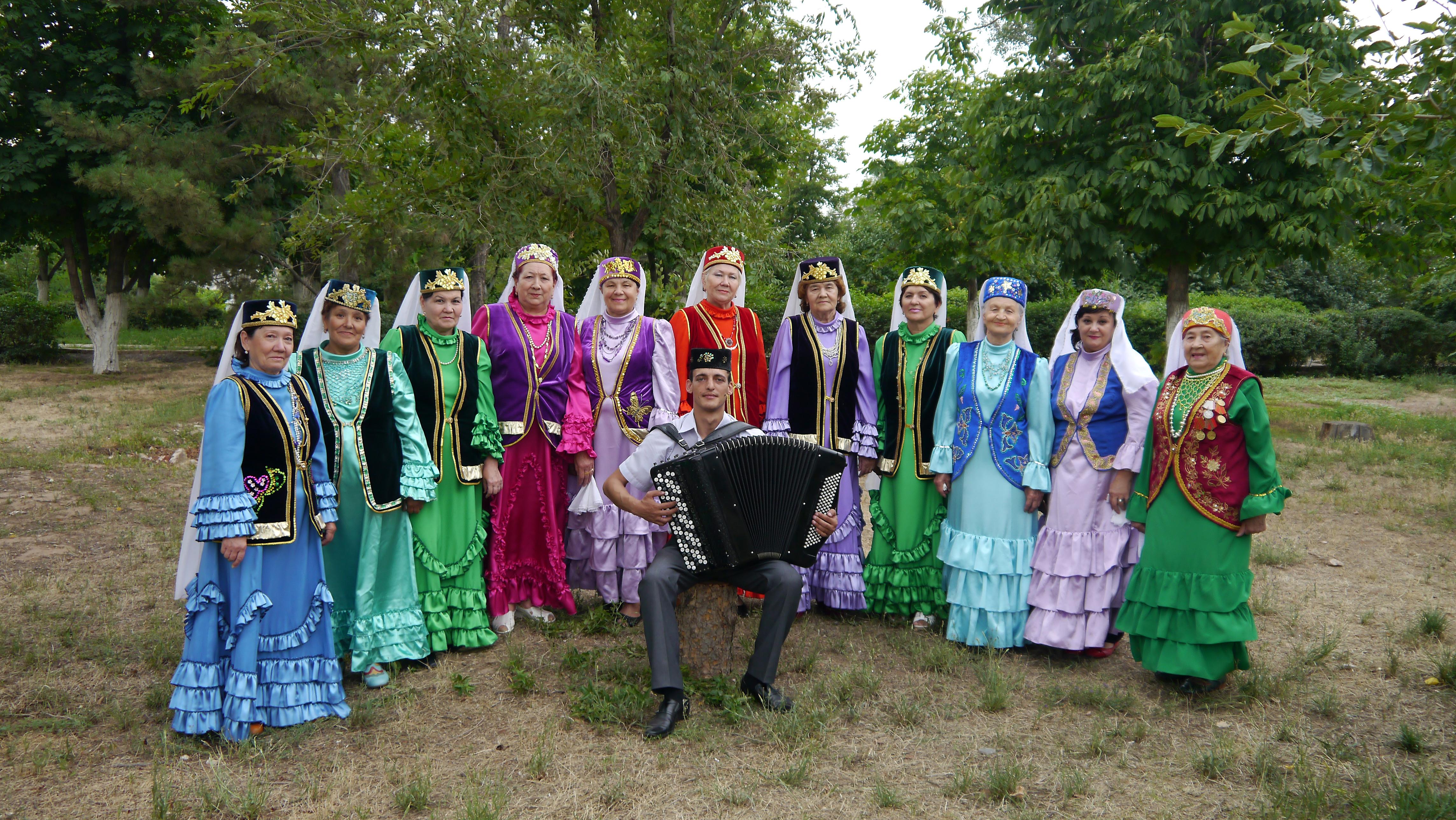 Ансамблю татарской песни «Ялкын» исполняется 30 лет