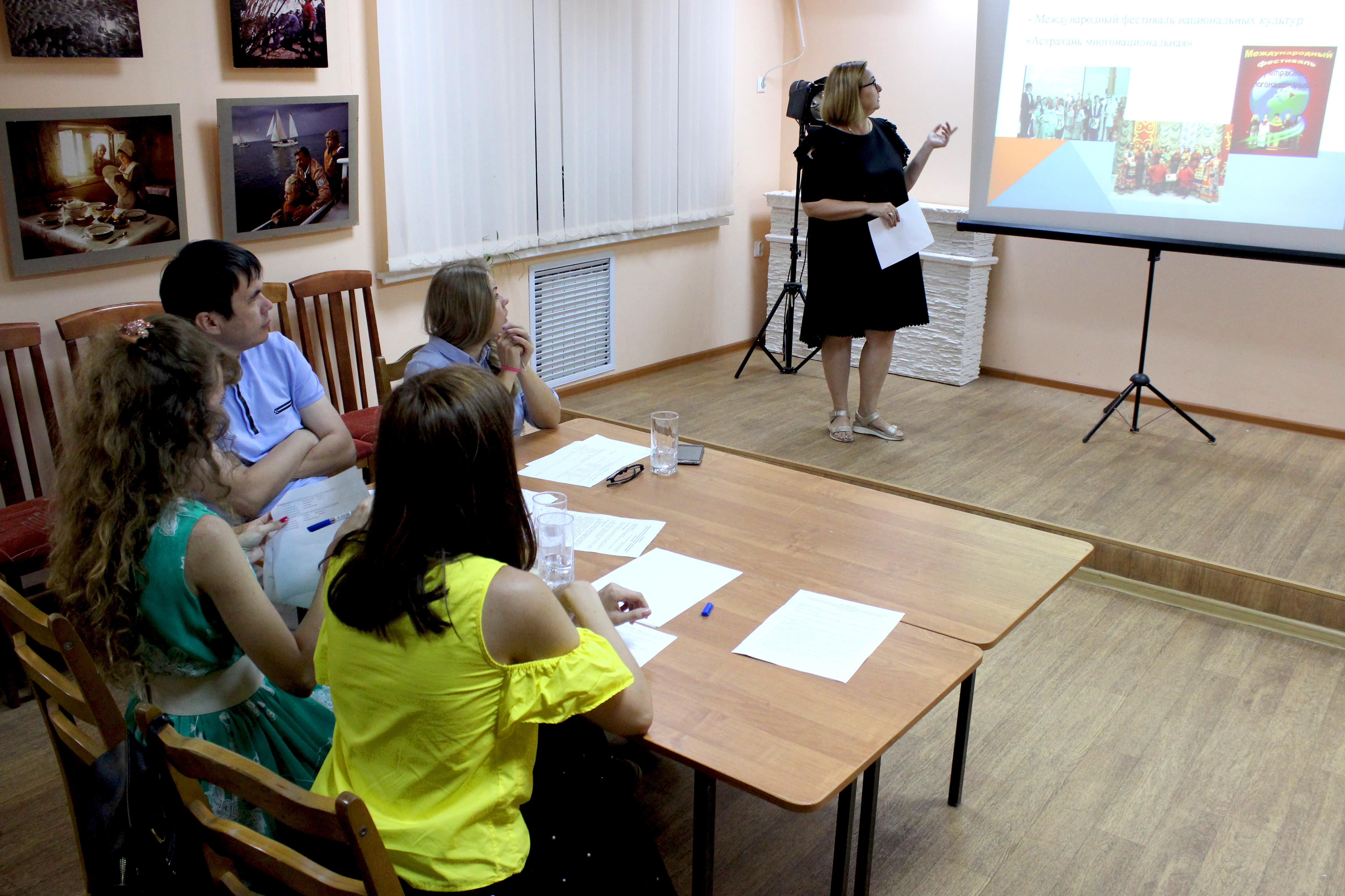В Астрахани прошел региональный этап всероссийского конкурса  «Россия: этнический комфорт»