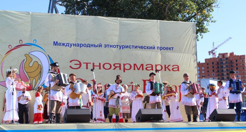 Этноярмарка «Южый Базар» с размахом прошла в Астрахани