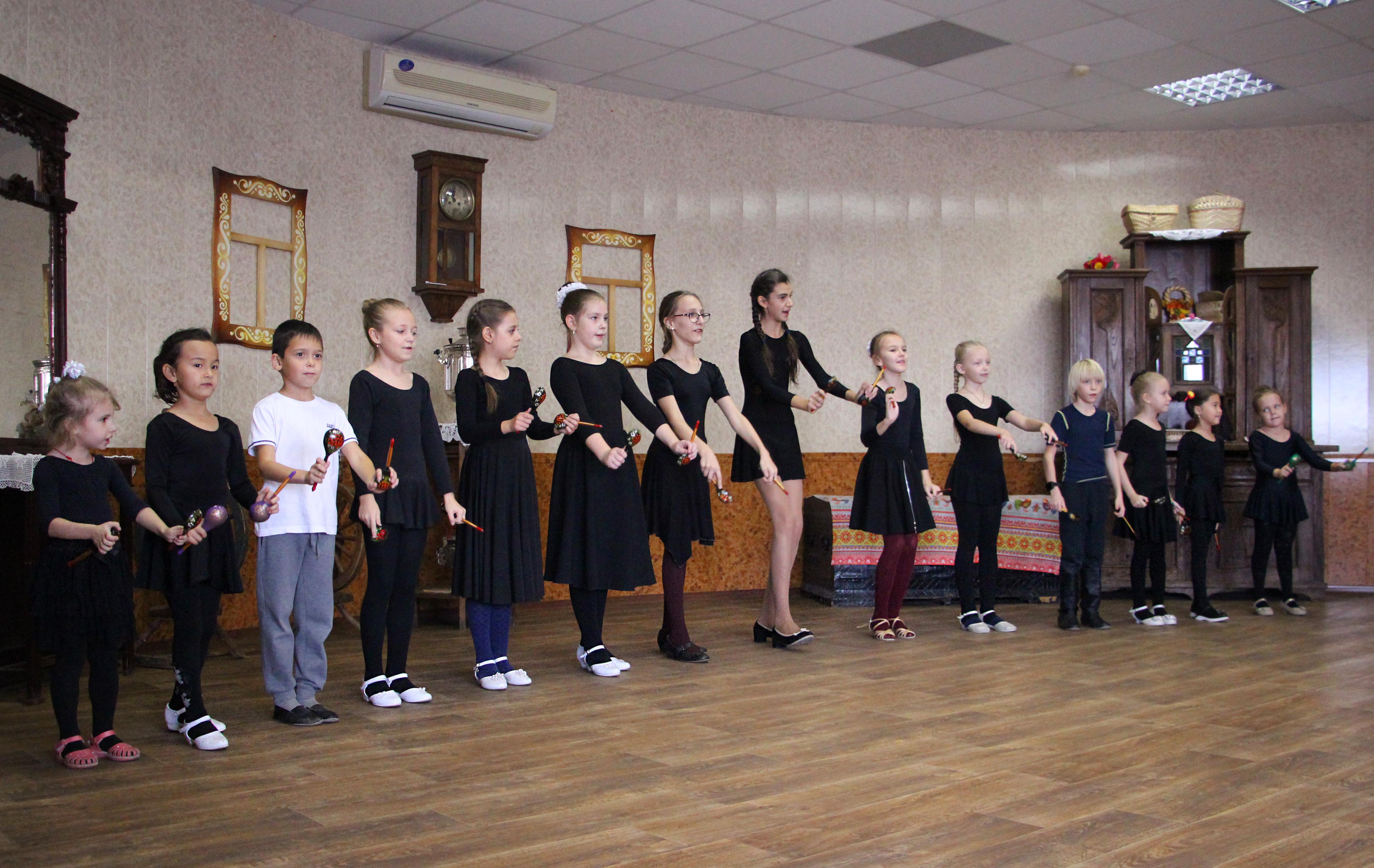 В Центре русской культуры прошел открытый урок для астраханских школьников